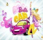 Jogos de carros da Barbie