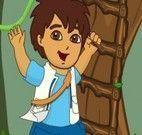 Jogos de Diego na selva
