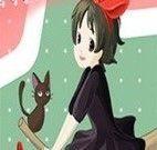 Novo estilo da bruxa Kiki