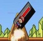 Lançar o Mario do canhão