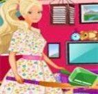 Limpar casa da Barbie
