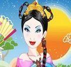 Limpeza de pele e maquiagem Mulan