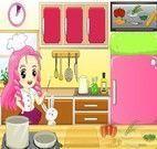 Maggie na Cozinha