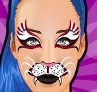 Maquiar Katy Perry de bichinho