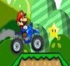 Mario - Andar de moto na trilha radical