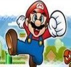 Mario - Atirar e mirar nos inimigos com bazuca