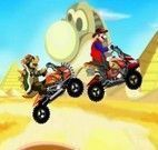 Mario Aventura no Egito