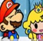 Mario e a princesa