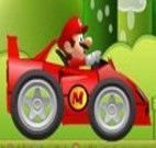 Mario - Pilotar super carro de corrida