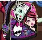 Mochila das Monster high