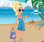 Moda Polly Verão Praia