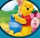Montar puzzle do ursinho Pooh