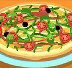 Montar sua pizza