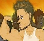 Musculação na academia