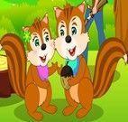 O beijo do Esquilo