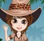 O safari na África