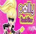 Polly Rock Star novo