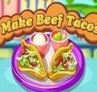 Preparar tacos mexicanos