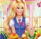 Procurar corações e números com a Barbie