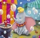 Quebra cabeça do Dumbo