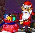 Recolher bolas para a árvore de natal