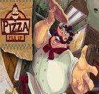 Restaurante de pizza