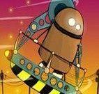 Robô no trilho