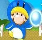 Salvar os Pinguins com o Mario