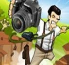 Tirar fotos no Safari