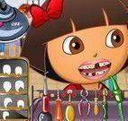 Tratamento de dentes da Dora