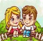 Unir casal apaixonado