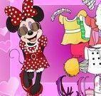 Vestir a Minnie Mouse