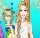 Vestir Barbie Grécia
