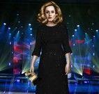 Vestir e maquiar Adele