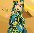 Vestir Monster High Nefera