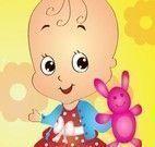 Vestir o bebezinho