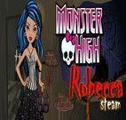 Vestir Robecca da turma Monster High