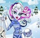 Vestir e Cabeleireiro Monster High Abbey Bominable