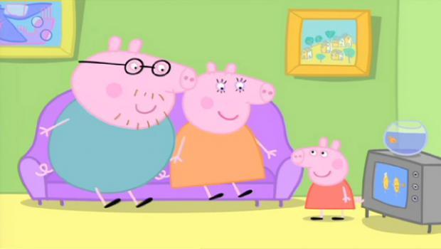 A Peppa Pig é uma porquinha muito animada e que conquistou as crianças do  mundo todo. Ela é protagonista de uma série britânica de desenhos animados  voltado ...