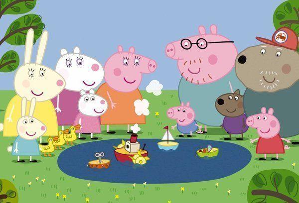 """Você também pode se divertir com a Peppa brincando com os jogos da Peppa Pig  no """"Meus Jogos de Meninas""""!"""