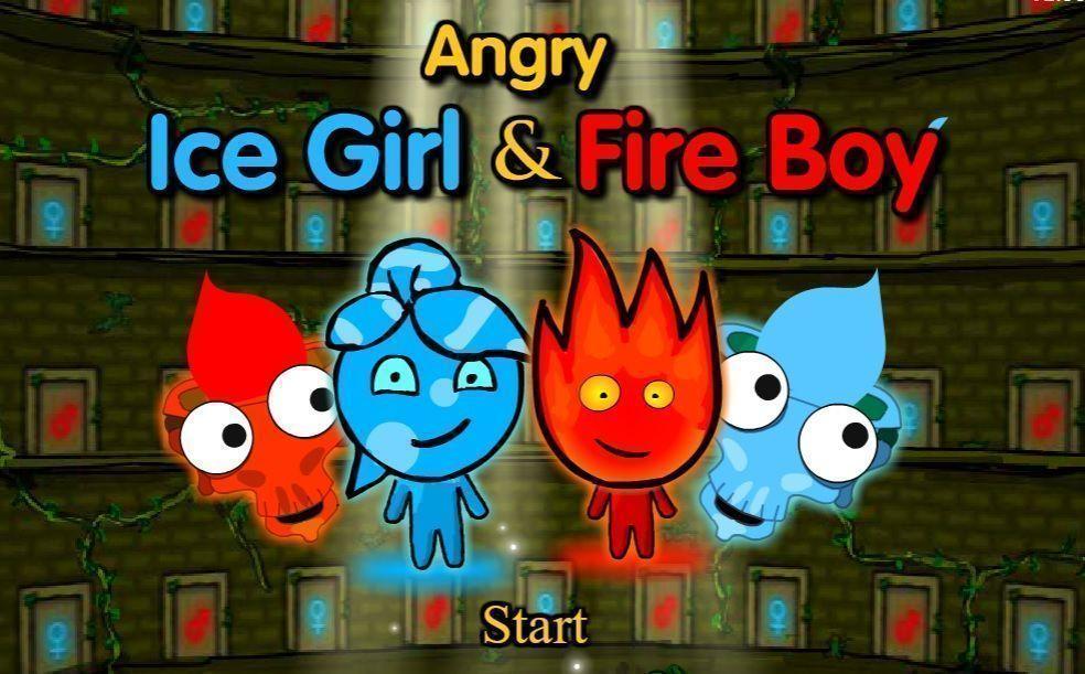 angry agua e fogo