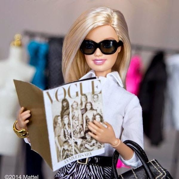 vestir looks da Barbie blogueira